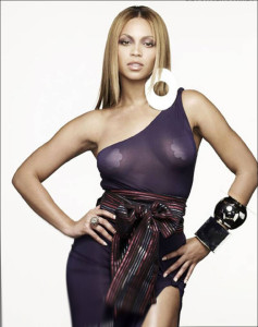 beyonce knowles nackt